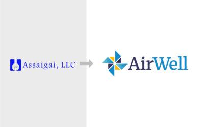 Assaigai is now AirWell